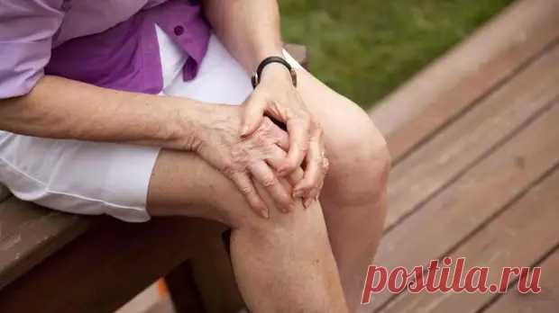 Болят колени - 10 рецептов народной медицины - ЖЕНСКИЙ МИР - медиаплатформа МирТесен
