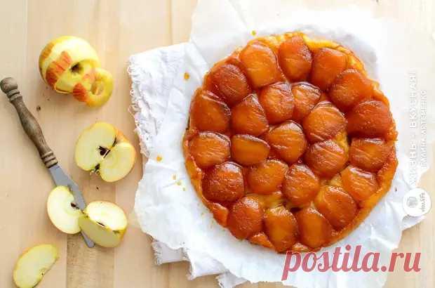 Яблочный пирог: подборка из 5 рецептов - БУДЕТ ВКУСНО! - медиаплатформа МирТесен