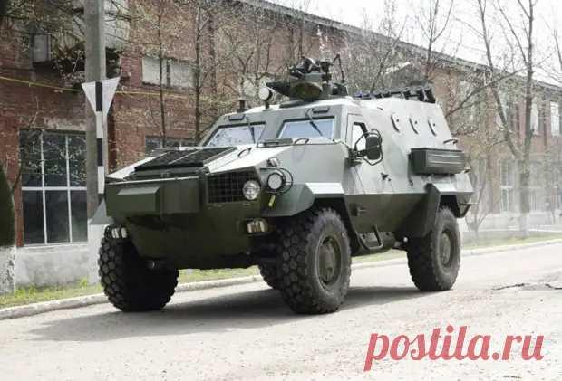 «Дозор-Б»: как Украина пытается решить проблему некачественной брони на своих бронемашинах - Все об оружии - медиаплатформа МирТесен