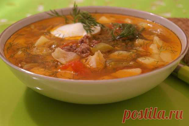 Суп «Чехословацкий» рецепт – европейская кухня: супы. «Еда»