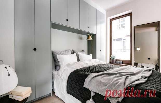 Хранение в малогабаритке: 10 идей из западных проектов Рассказываем, как выжать максимум из вашей маленькой квартиры без ущерба для эргономики и стиля