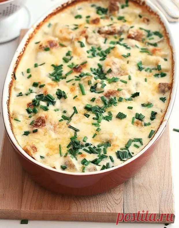 Самый вкусный картофель, запеченный в духовке - Мы на даче - медиаплатформа МирТесен