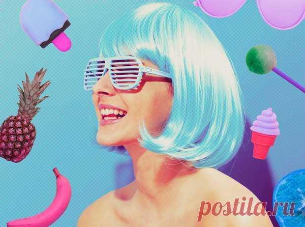 5 идей для коктейльной вечеринки в стиле поп-арт | Marie Claire