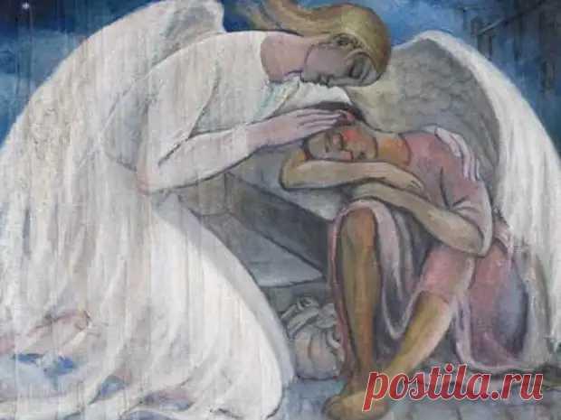 Как правильно просить Ангела-Хранителя о помощи.... - Познавательный сайт ,,1000 мелочей