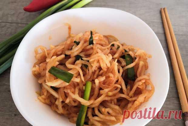 Дайкон по-корейски рецепт – европейская кухня: закуски. «Еда»