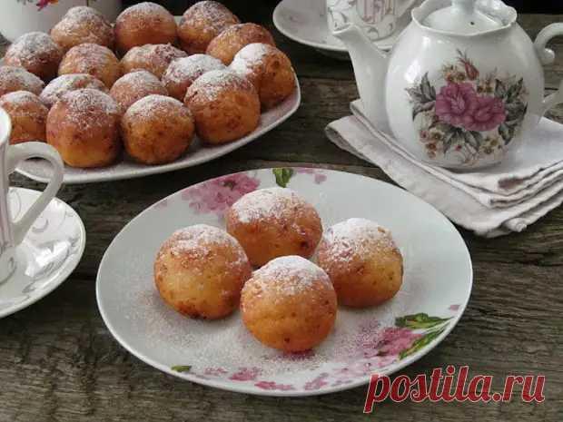 Творожные пончики - БУДЕТ ВКУСНО! - медиаплатформа МирТесен