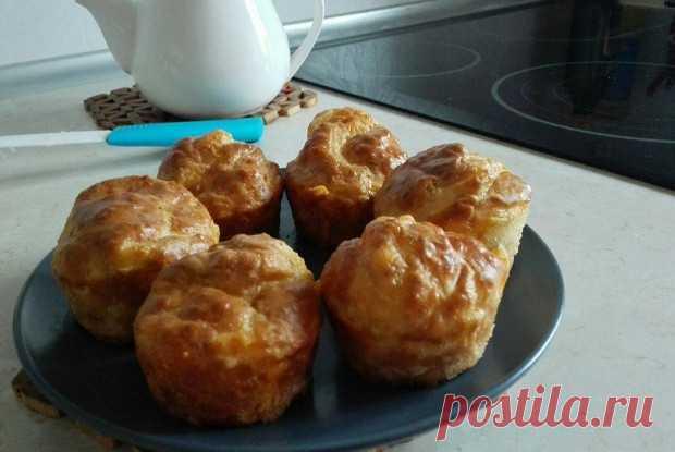 Сырные кексы на скорую руку рецепт – выпечка и десерты