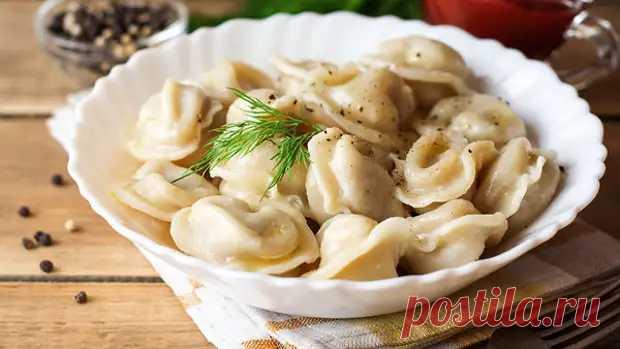 Домашние пельмени с грибами: классический рецепт - 7дней.ru - медиаплатформа МирТесен