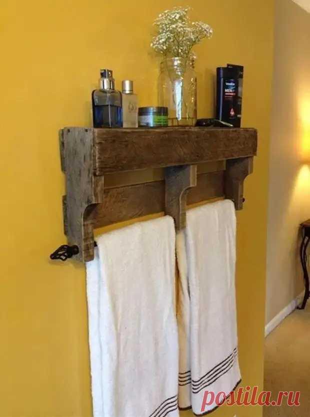 20+ оригинальных и неожиданных идей применения деревянных досок в ванной - Сам себе мастер - медиаплатформа МирТесен