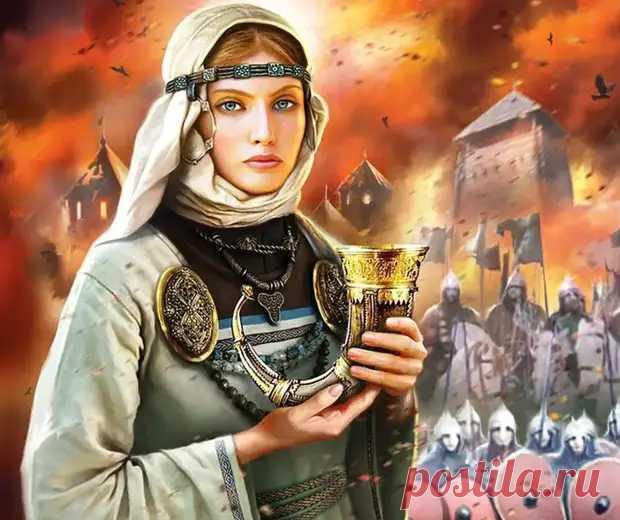 Княгиня Ольга: существовала ли она в реальности? | VestiNewsRF.Ru