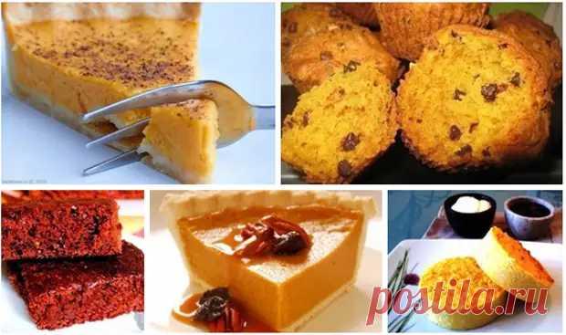 5 тыквенных фитнесс десертов: лёгкость и удовольствие в каждом кусочке! - Скатерть-Самобранка - медиаплатформа МирТесен