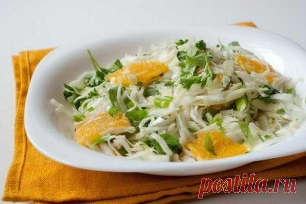 Улучшаем салат из квашенный капусты