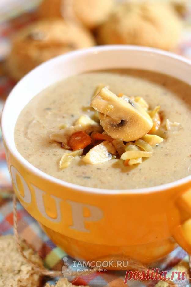 Гречневый суп-пюре — рецепт с фото и видео. Как приготовить суп-пюре из гречки?