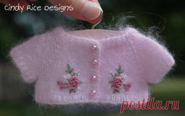 """""""Garden Princess""""   Cindy Rice Designs"""