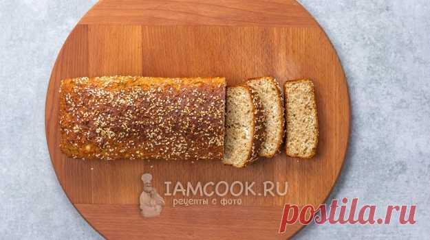 Хлеб по Дюкану — рецепт с пошаговыми фото и видео. Как испечь хлеб по Дюкану в духовке?