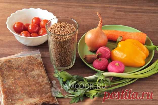Гречка с овощами в мультиварке — рецепт с фото пошагово. Как приготовить гречневую кашу с овощами в мультиварке?