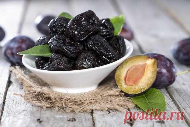 Усильте аромат чернослива