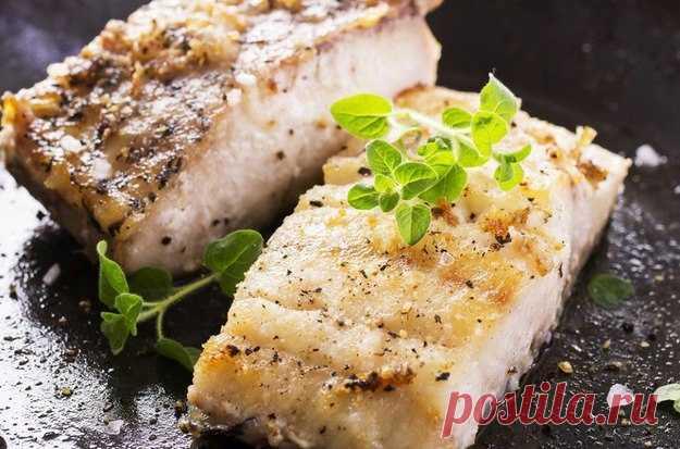 Жареная рыба станет пикантнее