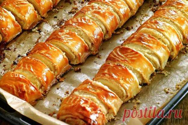 Гата быстрого приготовления » Смакуй - кулинарные рецепты со всего света!