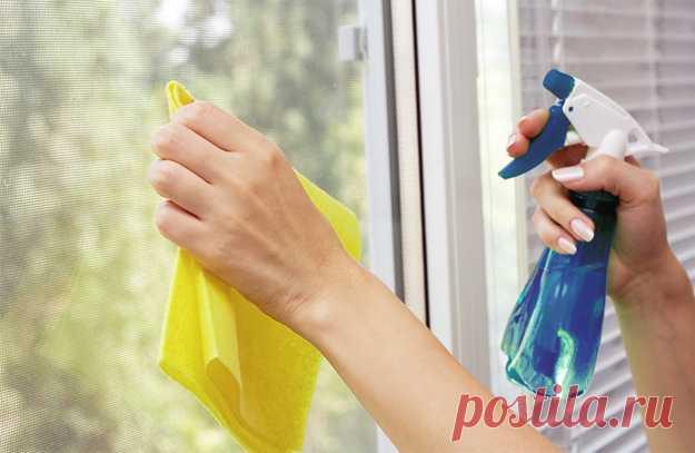 Как правильно ухаживать за пластиковыми окнами: 7 советов | Свежие идеи дизайна интерьеров, декора, архитектуры на InMyRoom.ru