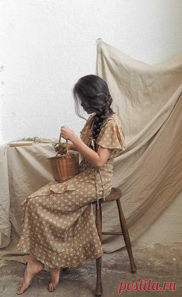 (4) Maxi dress trend: amberwinchester — ЖЖ
