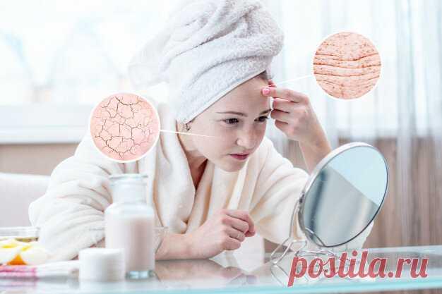 Как замедлить старение кожи?