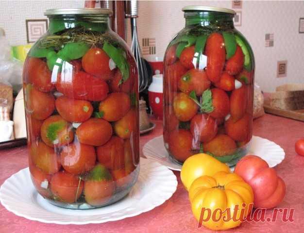 Закатываем помидоры без уксуса Закатываем помидоры без уксуса. Никакой кислости и резкости. Даже деткам понравятся такие...