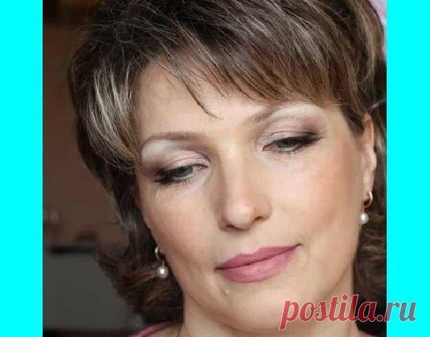 Грязный и неаккуратный макияж глаз после 50: раскрываю хитрости чистого макияжа | О макияже СмиКорина | Яндекс Дзен