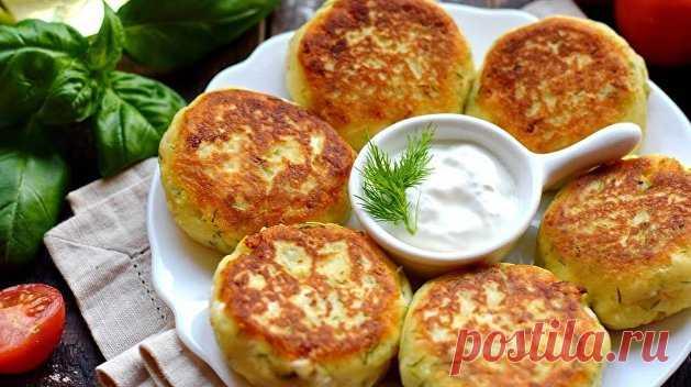 Украинская кухня: рецепт картопляников с грибами Жареная, отварная или пюре – на Украине любят картошку в любом виде, но особенно в виде аппетитных хрустящих кортопляников