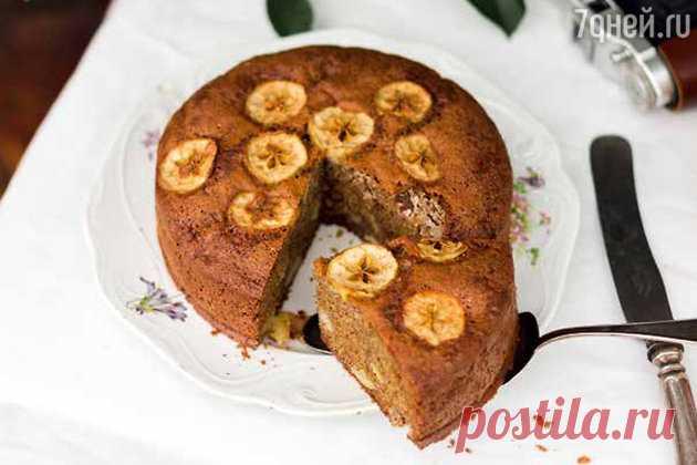 Яблочный пирог на цельнозерновой муке: бабушкин рецепт: пошаговый рецепт c фото