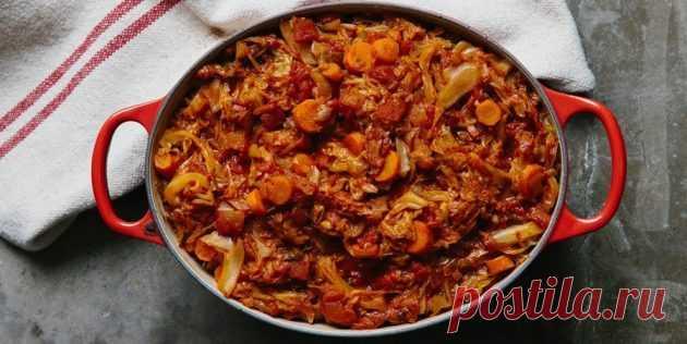 10 отличных блюд из капусты