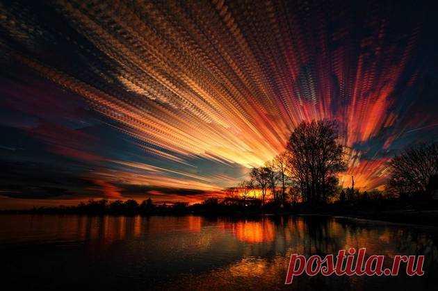 Невероятное небо в фотографиях Мэта Моллой