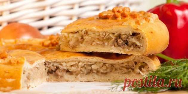 Как приготовить пироги с мясом: 7 отличных рецептов | Генератор позитива