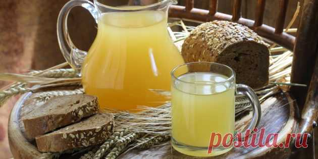 6 simple recipes of house kvass - Layfkhaker