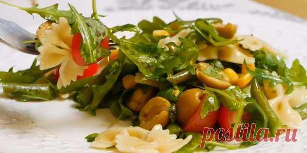 10 постных салатов, которые не оставят вас голодными | Офигенная