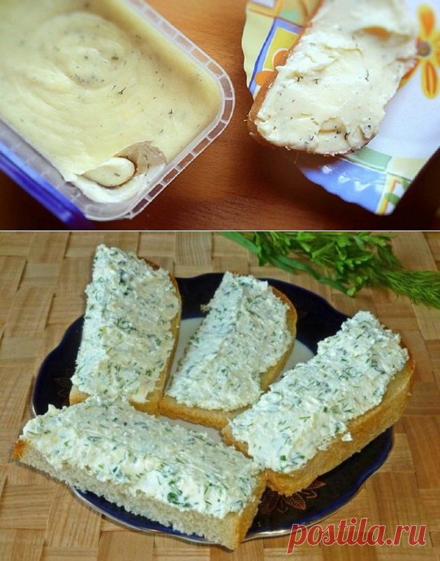 Рецепт невероятно вкусной намазки на хлеб из простейших ингредиентов! - be1issimo.ru
