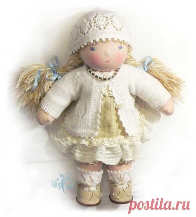 Знакомимся с вальдорфской куклой