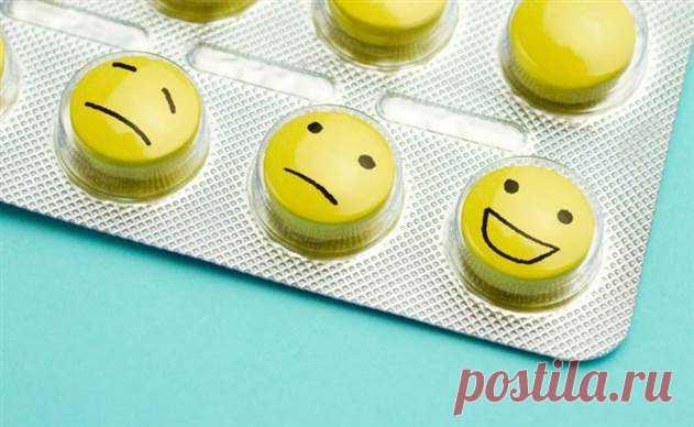 Побочные эффекты антидепрессантов | Люблю Себя