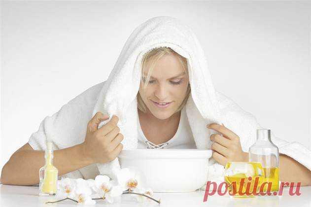 Домашние ингаляции от сухого и влажного кашля | Люблю Себя