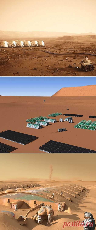 (+1) тема - Mars One   НАУКА И ЖИЗНЬ