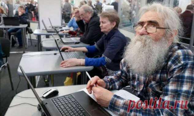 Большинство пенсионеров не приспособлены к жизни, но власть «гонит» их на работу. Неприятный разговор о неприятной реформе.   Офигенная