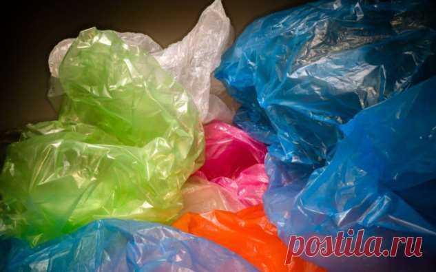 Почему не стоит выбрасывать старые полиэтиленовые пакеты . Милая Я