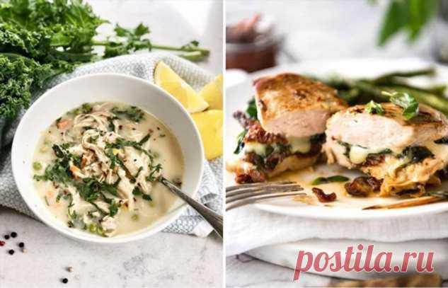 7 вкуснейших блюд из курицы для тех, кому надоело просто мясо на сковородке | Офигенная