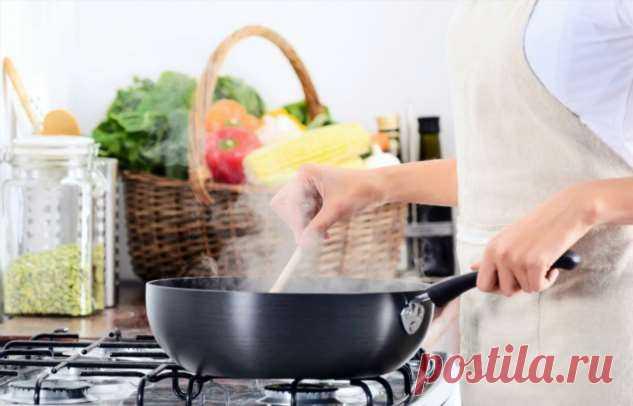8 элементарных ошибок, которые все мы время от времени допускаем на кухне . Милая Я