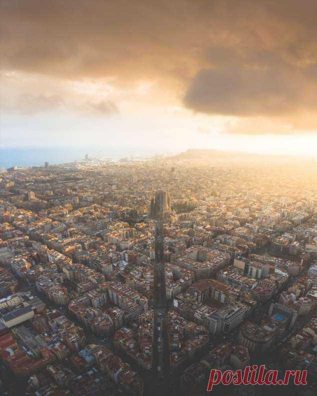 Планета с высоты на фотоконкурсе #Aerial2020 от Agora Images . Тут забавно !!!