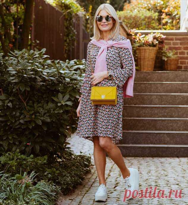 Стиль 50+ от модной немки, которая доказывает что можно выглядеть роскошно в любом возрасте | Офигенная