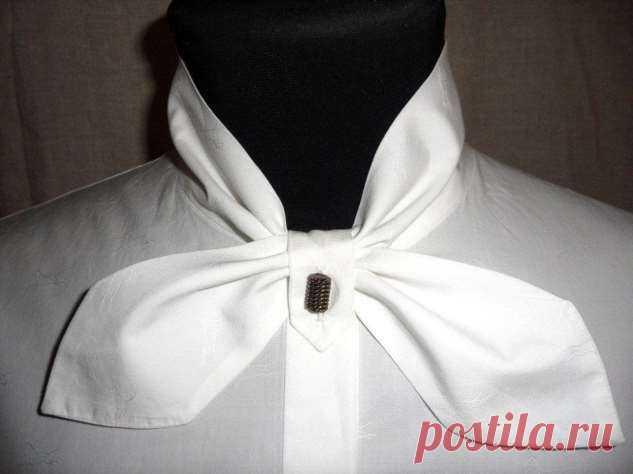 Оригинальный воротничок для стильной офисной рубашки . Милая Я