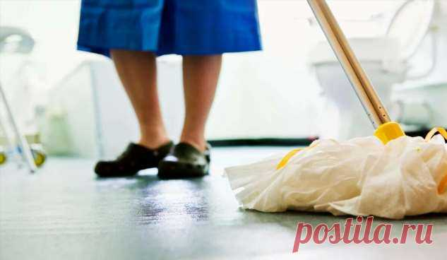 Уборщицы не люди? Почему к ним такое отношение (история одной женщины, которая работает в клининге) | Офигенная