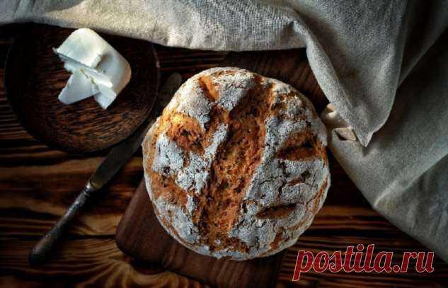 Вкуснее магазинного, или 5 рецептов домашнего хлеба . Милая Я