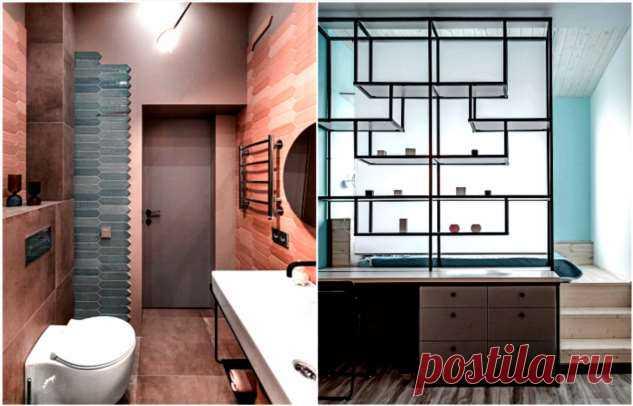 14 дизайнерских решений для дома, которые стоит взять на заметку тем, кто планирует ремонт . Милая Я
